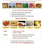 Indian Cuisine and Culture - Jan 25-1