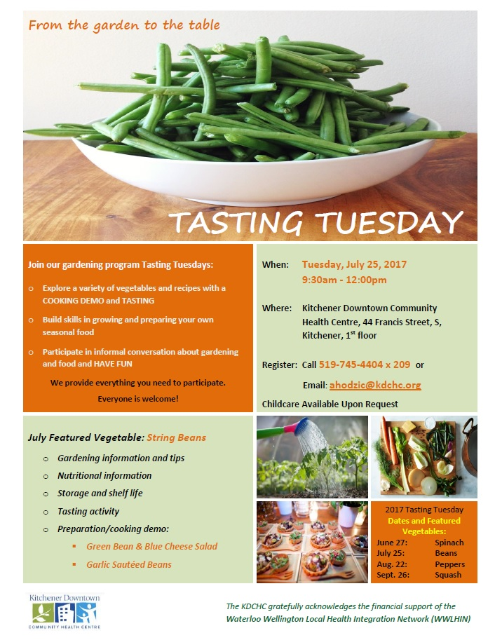 Tasting Tuesday - July 2517