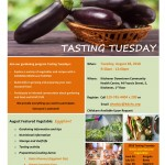 Tasting Tuesday - August 28